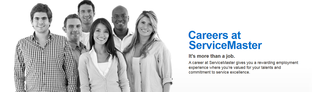 ServiceMaster - Career Benefits
